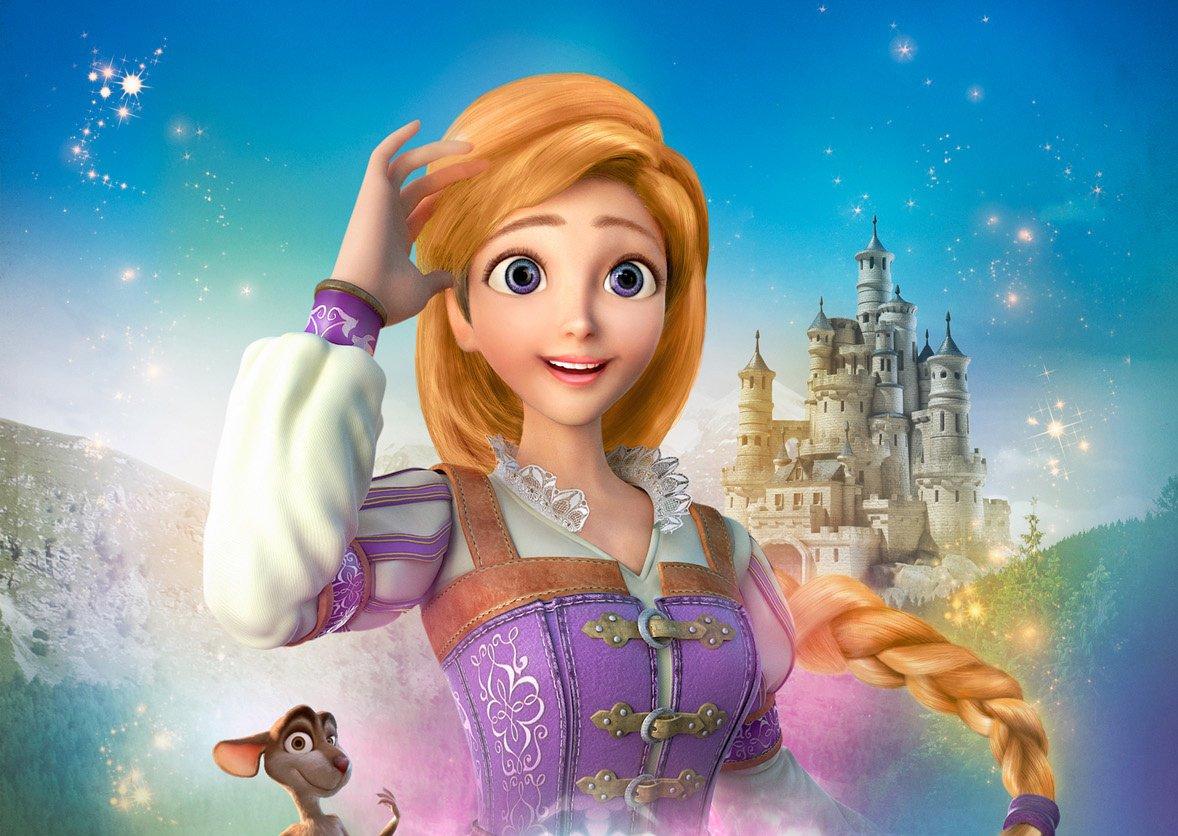 Смотри фильм Золушка и заколдованный принц в кинотеатре