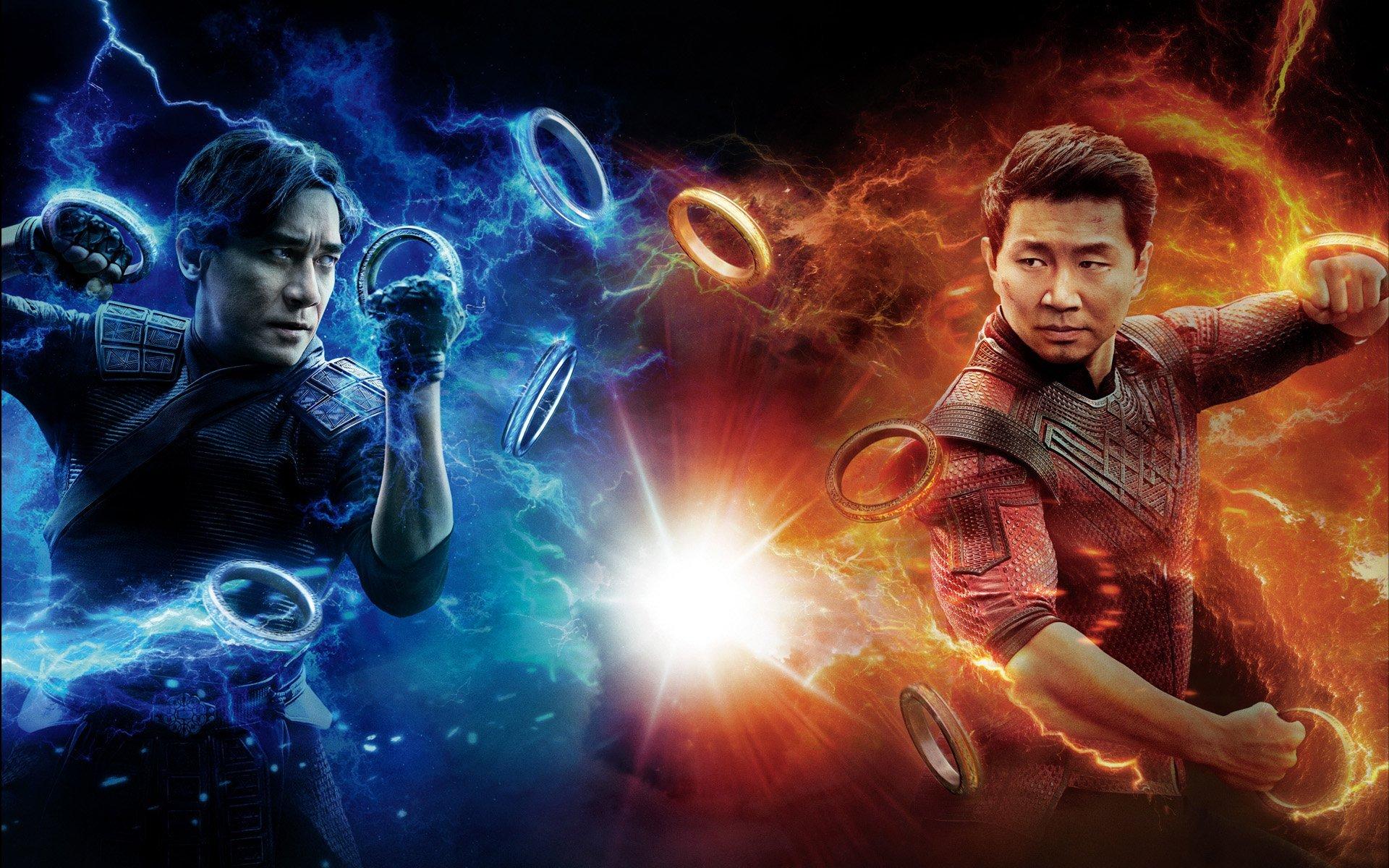 Смотри фильм Шан-Чи и легенда десяти колец в кинотеатре